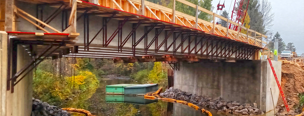 imgColeman Road Bridge Replacement over Big Salt River 2015